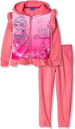 Disney Frozen - Conjunto de Sudadera con Capucha y pantalón de ...