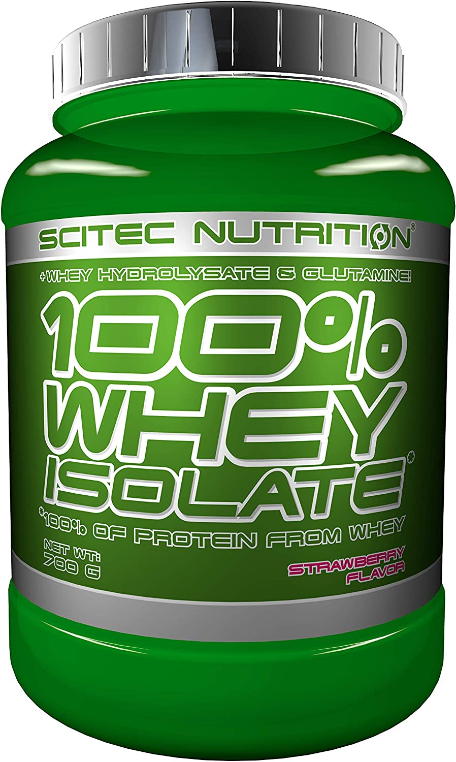 Whey Isolate 700g strawberry AF