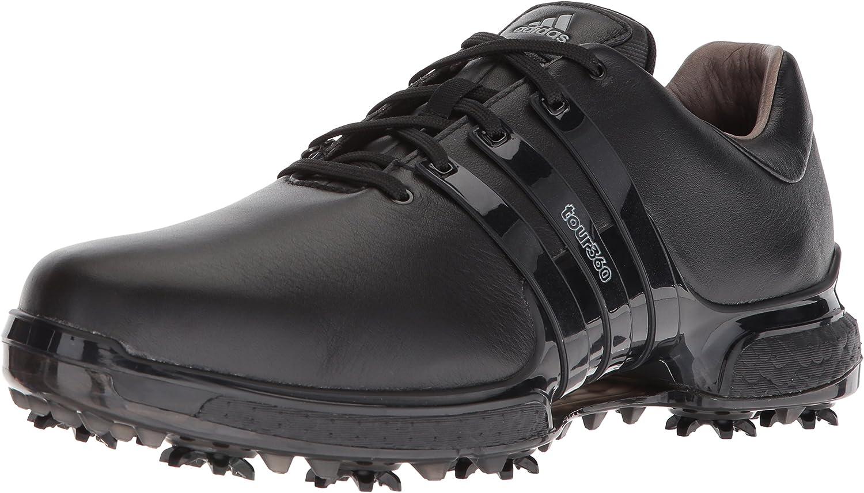 Adidas Men S Tour360 Boost 2 0 Golf Shoe Core Black 7 Uk Amazon Co Uk Shoes Bags