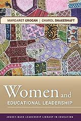 Women and Educational Leadership Paperback