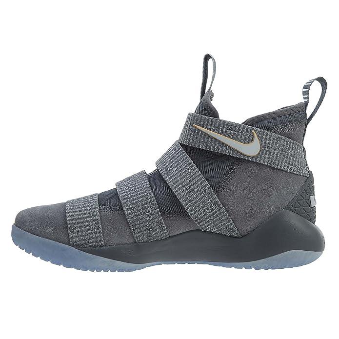 Nike ZAPATILLA DE BASKET LEBRON SOLIDER XI: Amazon.es: Zapatos y complementos