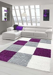 Teppich design weiss  Designer Teppich Moderner Teppich Wohnzimmer Teppich Blumenmuster ...