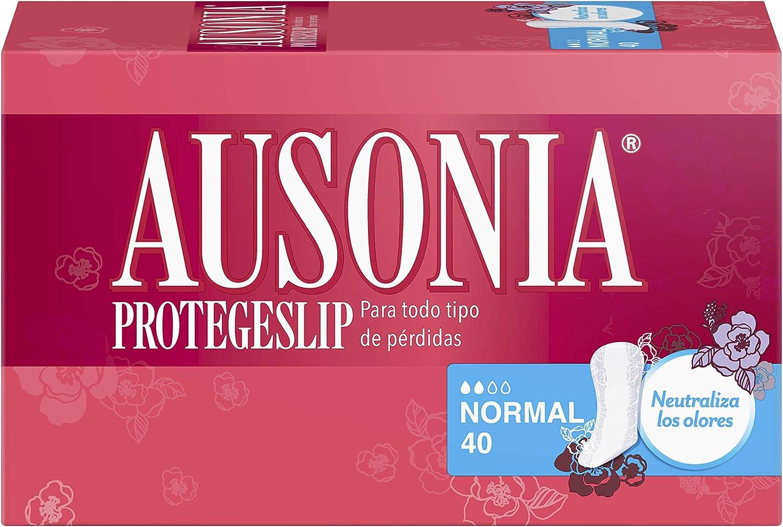 Ausonia Normal Protegeslips - 40 Unidades: Amazon.es: Salud y ...