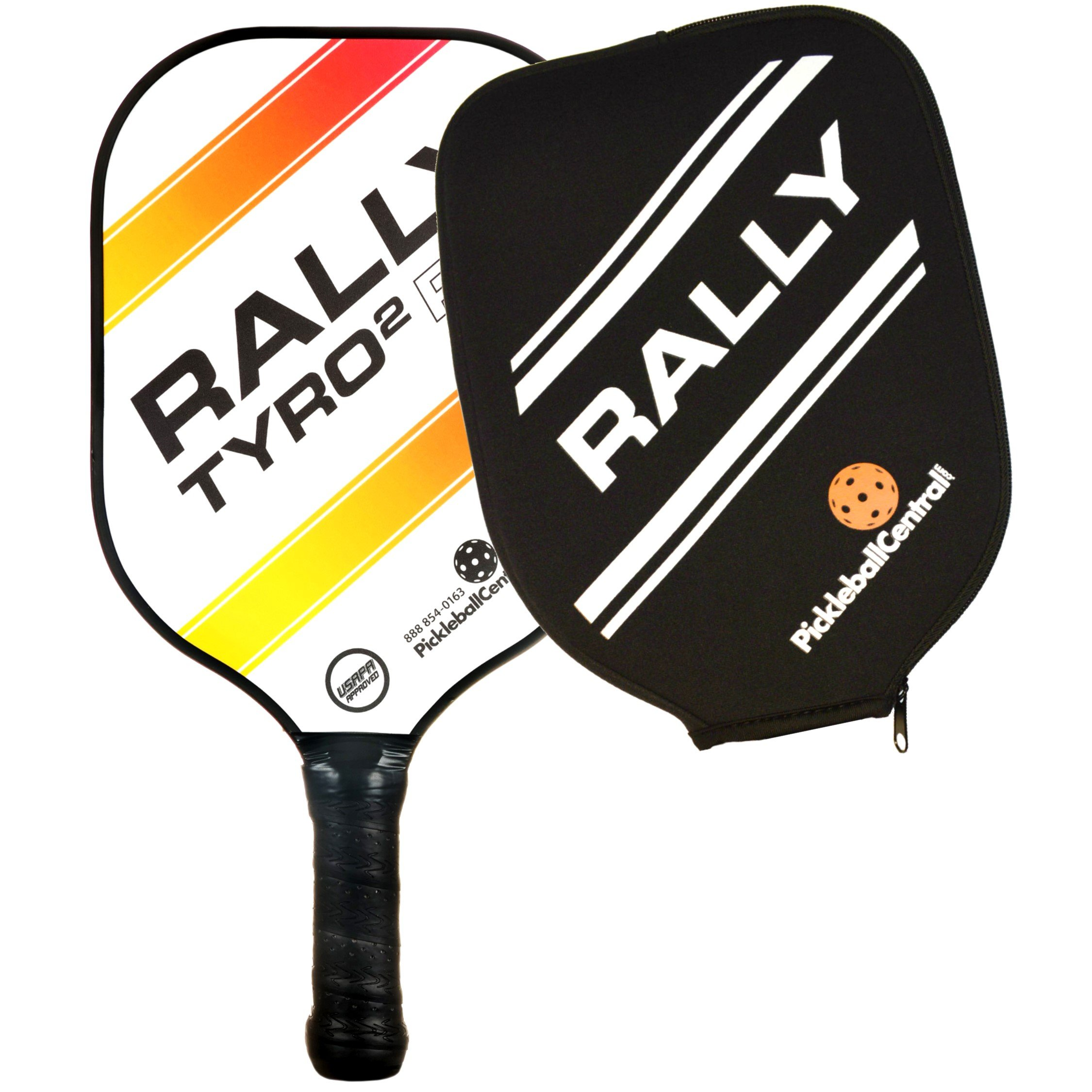 Rally Tyro 2 Pro Pickleball Paddle (1 Paddle/Cover) by PickleballCentral (Image #1)