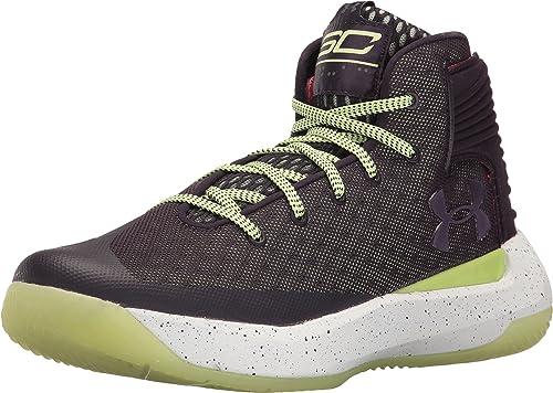 new style 2d40f 9395e Under Armour Kids Mens UA GS Curry 3ZERO Basketball (Big Kid ...