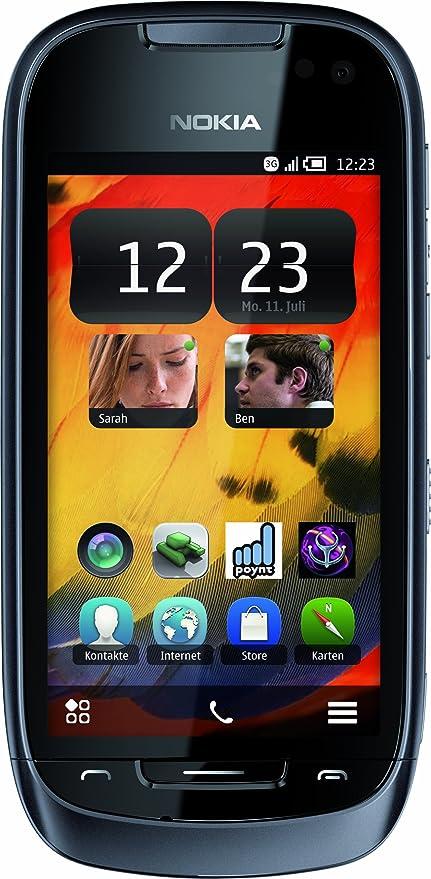 Nokia 701 - Smartphone libre (pantalla táctil de 8,9 cm (3.5 ...