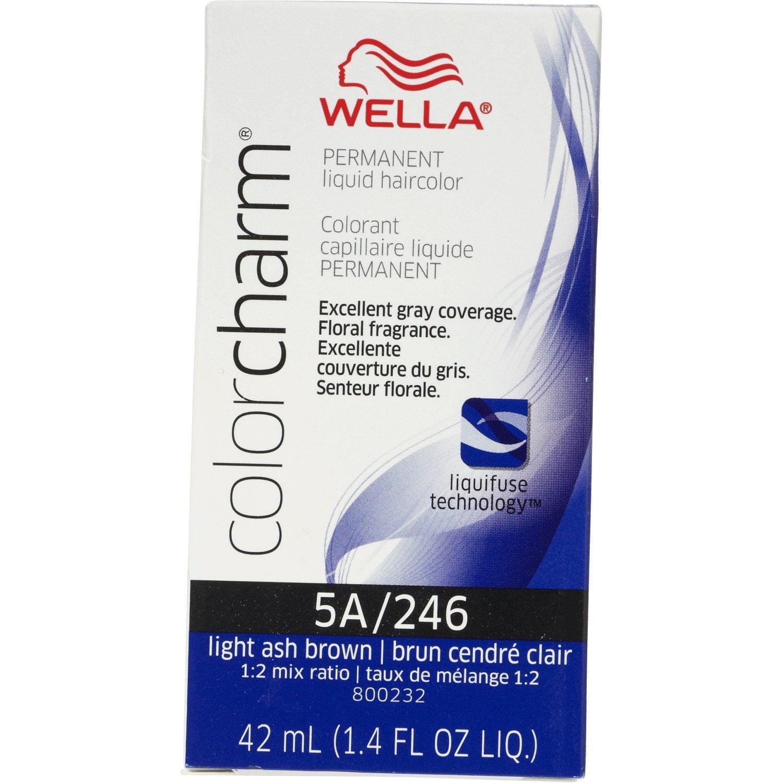 Amazon Wella Color Charm Liquid Permanent Hair Color 3365aa