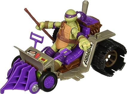 Nickelodeon Teenage Mutant Ninja Turtles Donatello with Patrol Buggy Action Figure