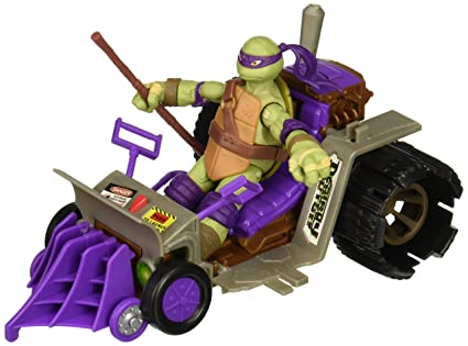 Amazon.com: Teenage Mutant Ninja Turtles Donatello con ...