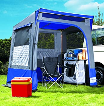 Herzog Kitchen tent Sunny canopy mobile home & Herzog Kitchen tent Sunny canopy mobile home: Amazon.co.uk: Car ...