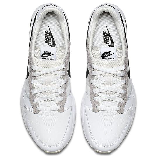 best website 5c782 6b198 Amazon.com   NIKE Archive  83.M 747245-100 White Light Iron Ore Phantom Black  Men s Shoes (10)   Fitness   Cross-Training