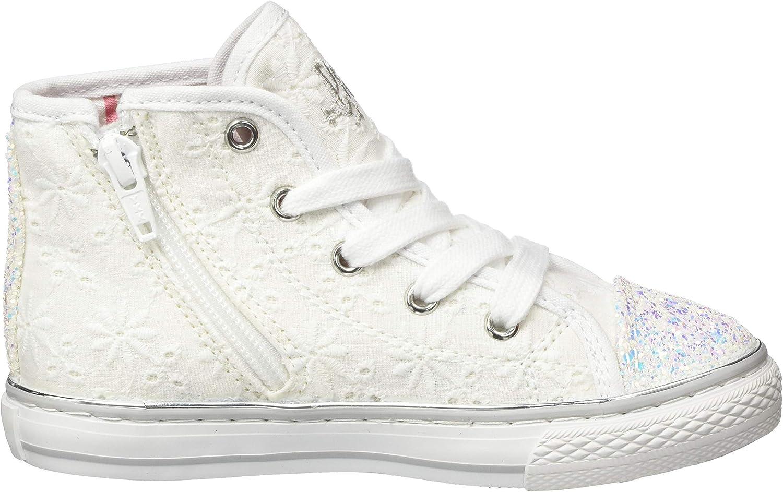 Baskets Hautes Fille Primigi Sneaker Alta Bambina