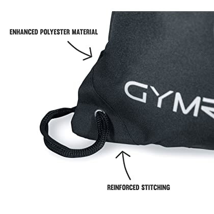 3e855b9a42 Gymreapers Knee Sleeves (1 Pair) Free Gym Bag - Knee Sleeve & Compression  Brace