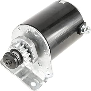 Caltric compatible with Starter John Deere Sabre 14.542GS 1642HS 1742GS 1742HS Briggs Stratton 14.5 16 17 HP