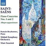 Concertos pour piano n° 1, op. 17 et n° 2, op. 22 - Allegro appassionato en ut dièse mineur, op. 70 (version pour piano et orchestre)