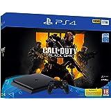 Sony PlayStation 4 1 TB Oyun Konsolu ve COD:Black Ops 4 (Sony Eurasia Garantili)