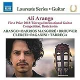 First Prize 2018 Tarrega International Guitar Competition, Benicassim
