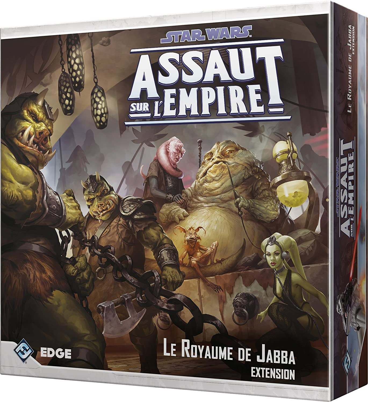 Asmodee – Star Wars Le Assaut Empire – EXT. Le Wars Royaume de Jabba, FFSWI32, Keine 3f770e