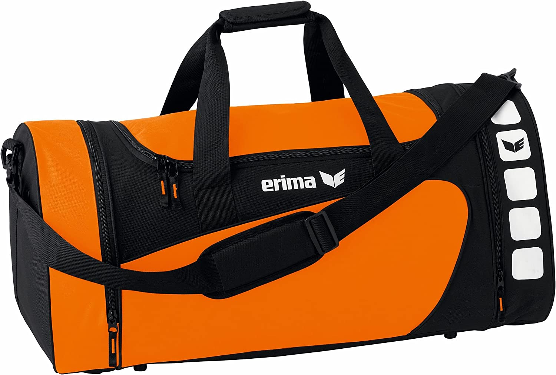 Erima GmbH 723333 Bolsa de Deporte, Amarillo/Negro, S