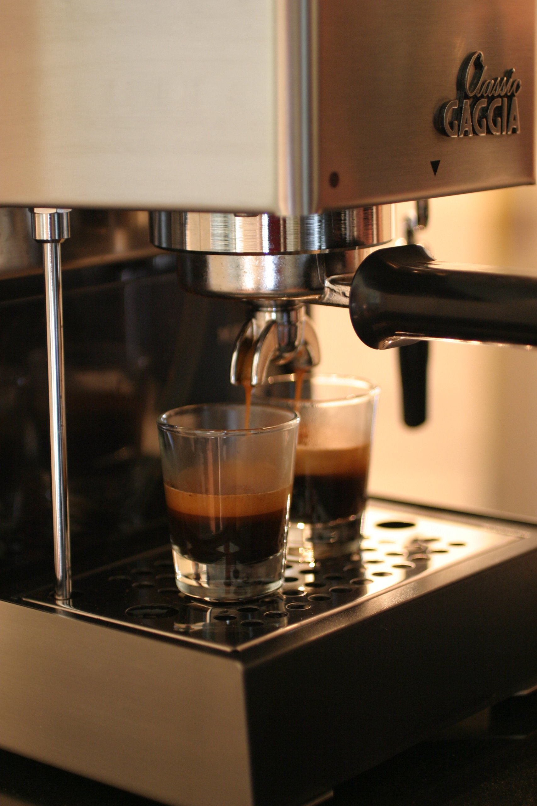 Gaggia Classic Semi-Automatic Espresso Maker. Pannarello Wand for Latte and Cappuccino Frothing. Brews for Both Single and Double Shots. by Gaggia (Image #5)
