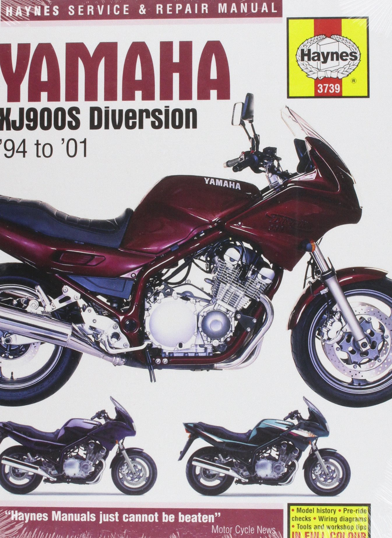 Yamaha Xj900s Diversion Service And Repair Manual Haynes Service And Repair Manual Series Coombs Matthew 9781859609057 Amazon Com Books