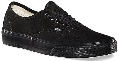 Vans Mens Authentic Skate Shoes (Black