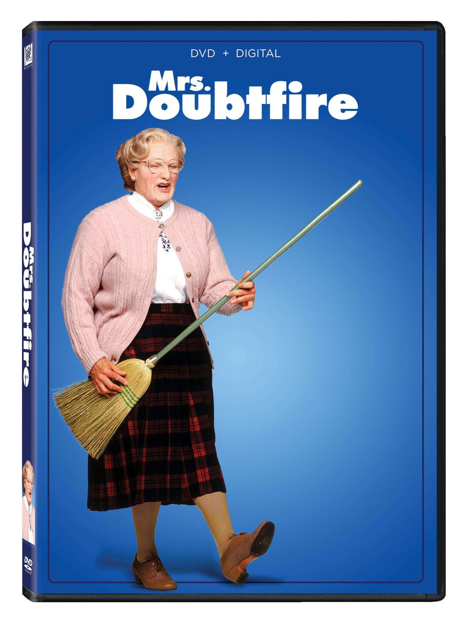 DVD : Mrs Doubtfire (Widescreen)