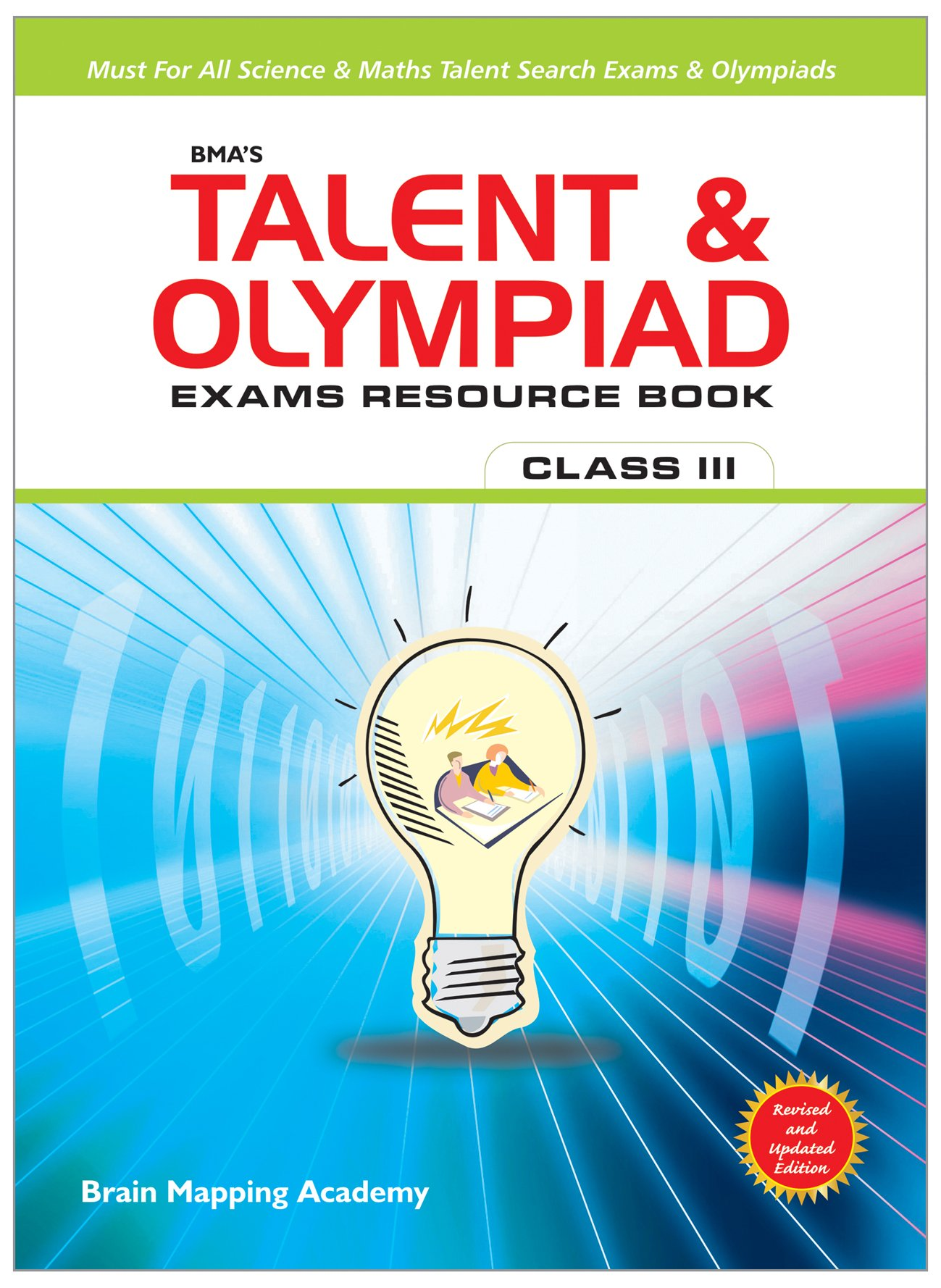 Buy BMA\'s Talent & Olympiad Exams Resource Book for Class 3 Book ...