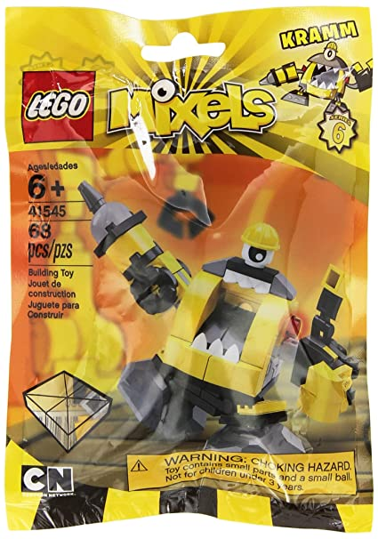 Amazon.com: LEGO Mixels Mixel Kramm 41545 Building Kit: Toys & Games