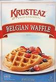 Krusteaz BELGIAN WAFFLE Mix 5lbs. (2-Pack) Restaurant Quality