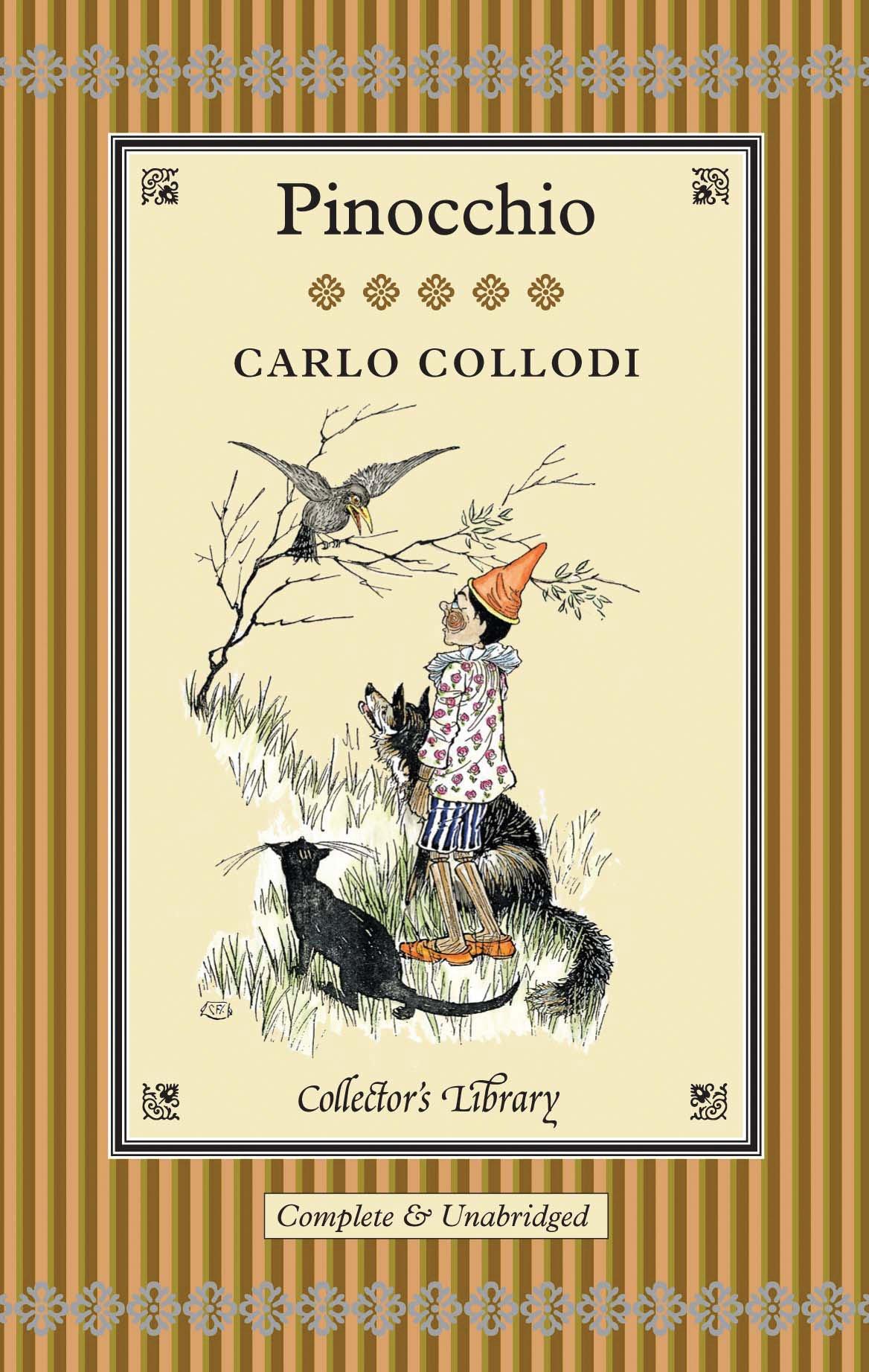 Pinocchio (Collector's Library) pdf epub