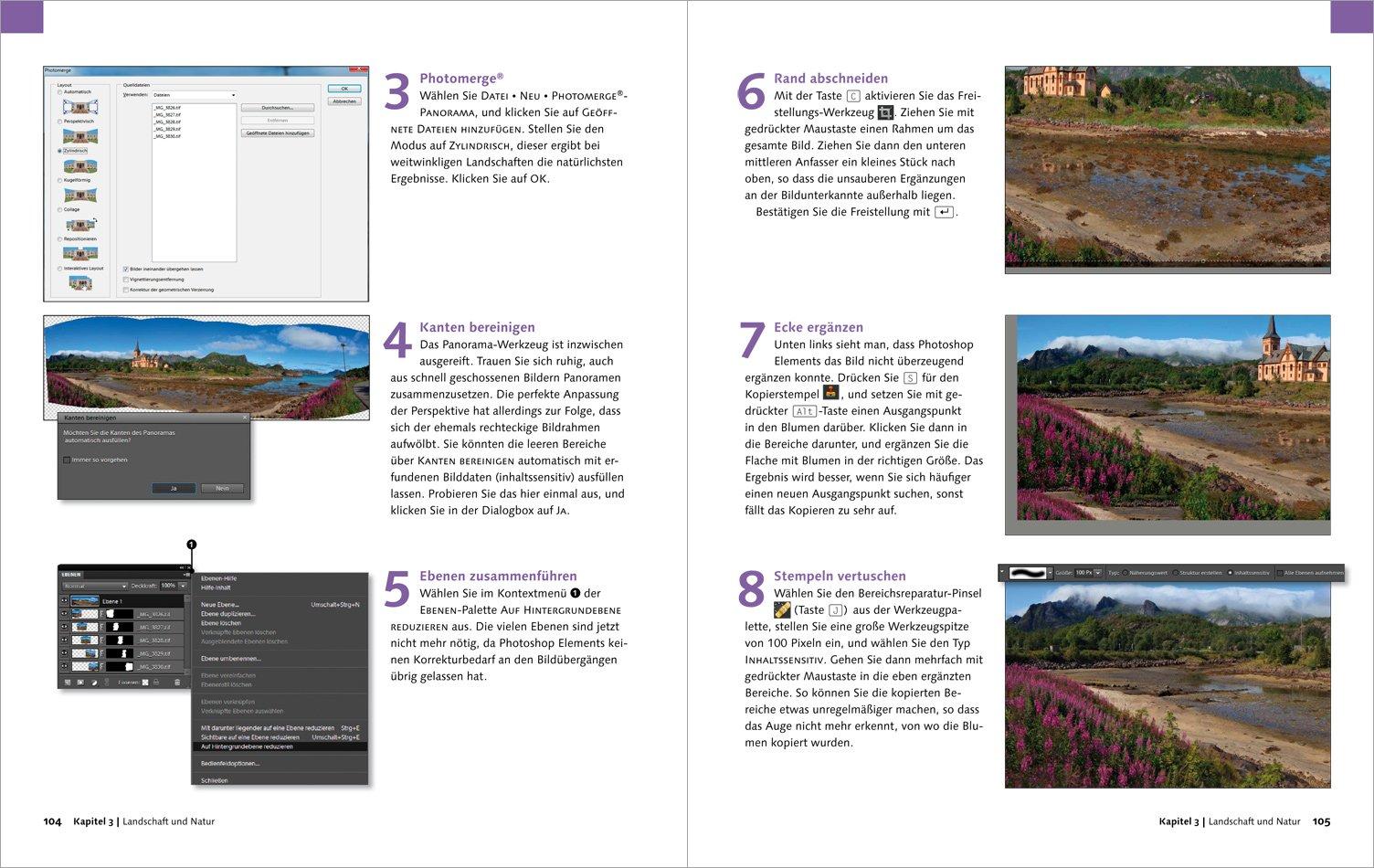 Photoshop Elements 10: Schritt für Schritt zum perfekten Foto ...