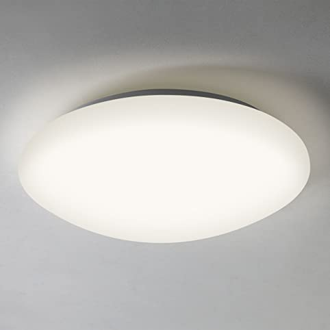 Awesome Astro 7394 Massa 350 LED Flush Bathroom Ceiling Light In White