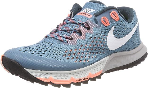 Nike W Air Zoom Terra Kiger 4, Zapatillas de Running para Mujer ...