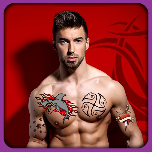 Tattoo Maker Photo Editor (Phrase Maker)