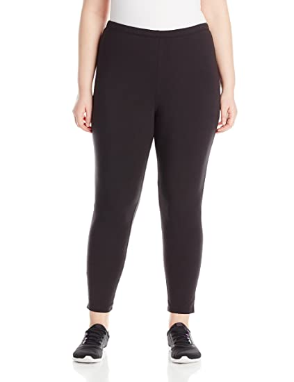 ff220147ab Just My Size Women's Plus-Size Stretch Jersey Legging