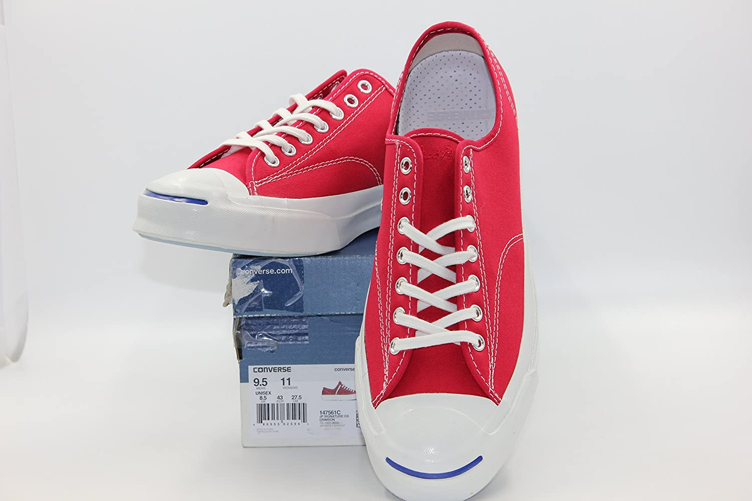 acfcffd91ce5b Amazon.com   Converse Jack Purcell Signature Low Top Sneakers ...