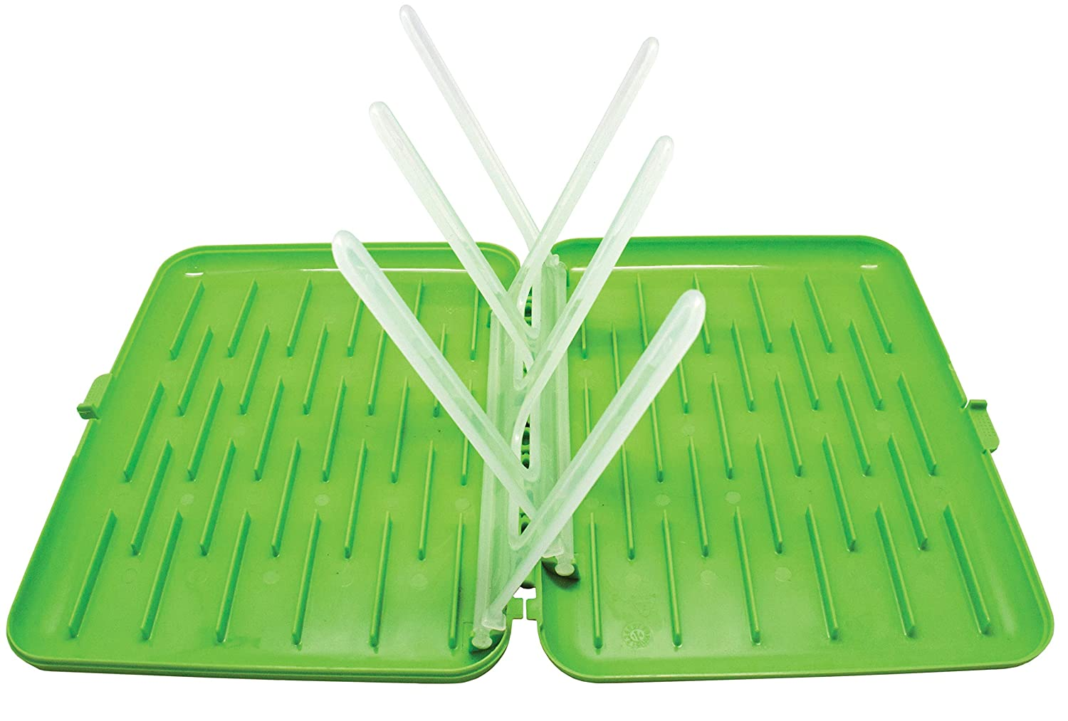 b.box Travel Drying Rack for Baby Feeding Accessories & Equipment (Apple) B. Box 9319064003423