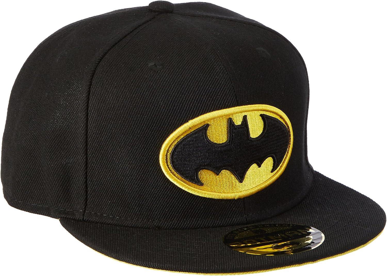 DC Comics Batman - Gorra de béisbol para hombre gorra snapback ...