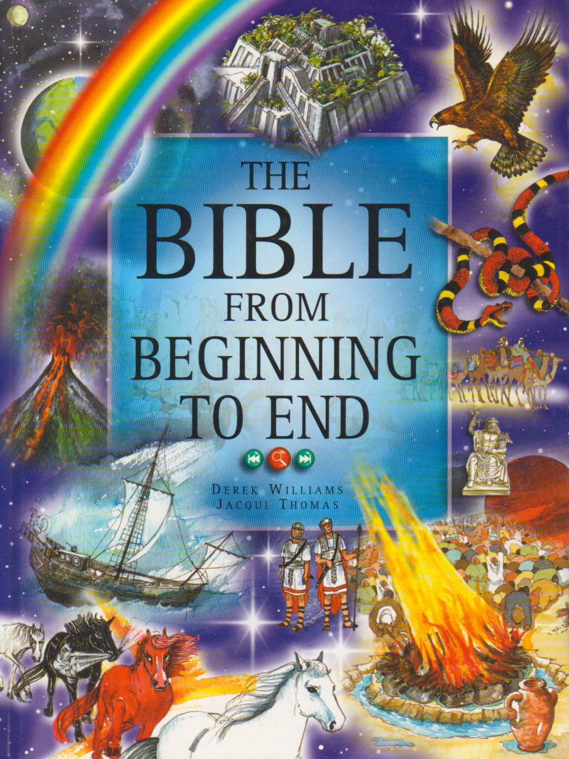 The Bible from Beginning to End pdf epub