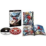 スパイダーマン:ホームカミング 4K ULTRA HD & ブルーレイセット(初回生産限定) [4K ULTRA HD + Blu-ray]