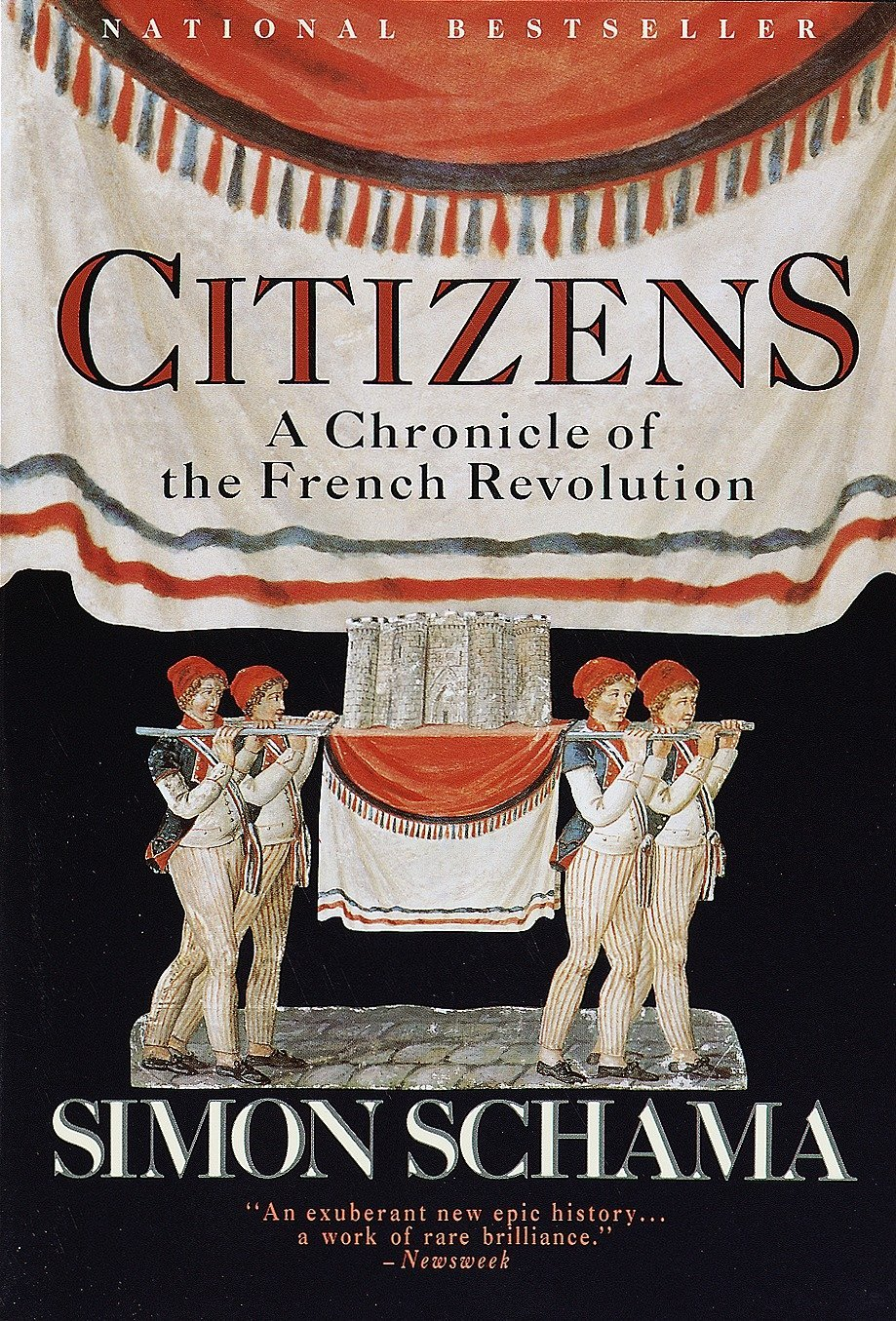 Download Citizens: A Chronicle of the French Revolution pdf