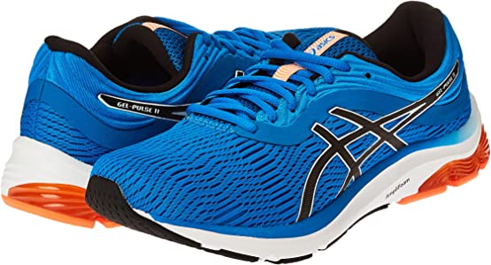 Asics Gel-Pulse 11, Zapatillas de Running para Hombre, Azul (Directoire Blue/White 400), 40 EU: Amazon.es: Zapatos y complementos