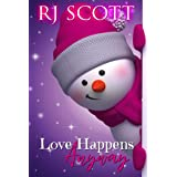 Love Happens Anyway: A fake boyfriend for Christmas story
