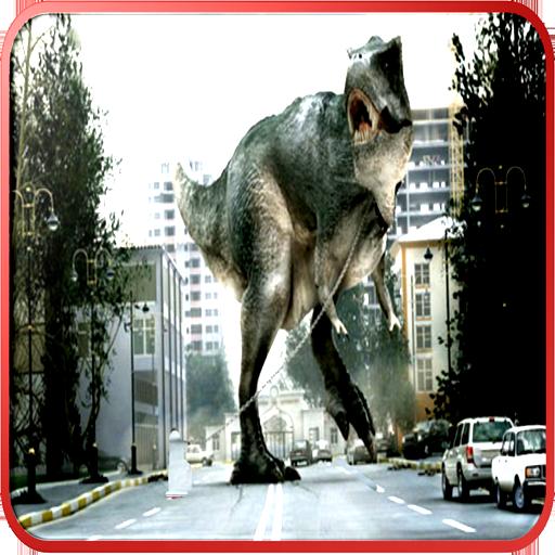 City Dino Attack 3D Free 3d Dinosaur Models