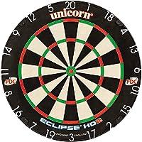 Unicorn Dart Board Eclipse Hd2 Tv Edition Bristle Board, zwart, eenheidsmaat