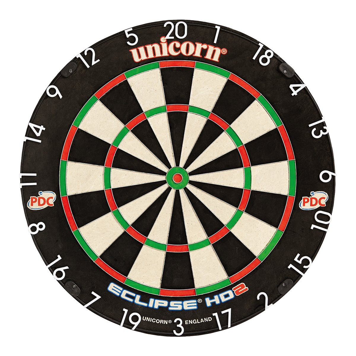Unicorn Eclipse HD2 Bristle Dartboard by Unicorn