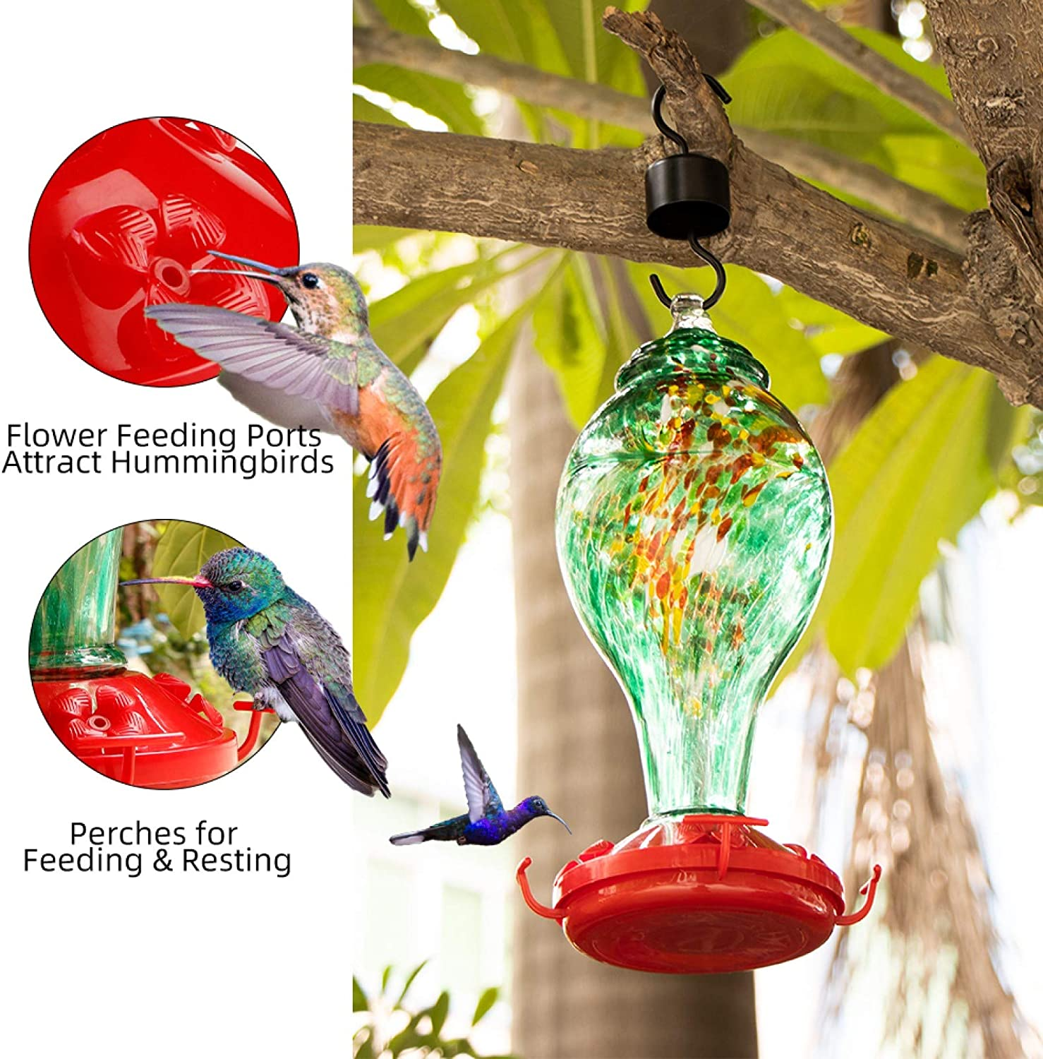 50% Off Coupon – Hummingbird Feeders for Outdoors