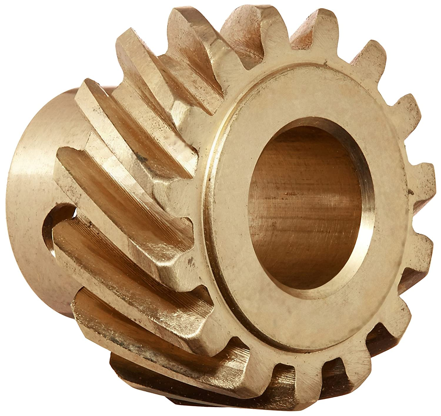 COMP Cams 438 0.500' Shaft Diameter Bronze Distributor Gear for Small Block Ford