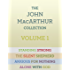 The John MacArthur Collection Volume 1: Alone with God, Standing Strong, Anxious for Nothing, The Silent Shepherd